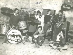 Michelazzi e i Pionieri - 1969