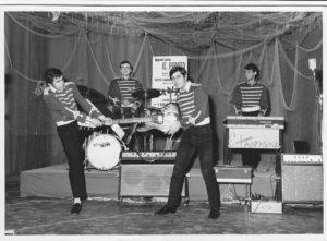 fantasmi al pirata ottobre 1967